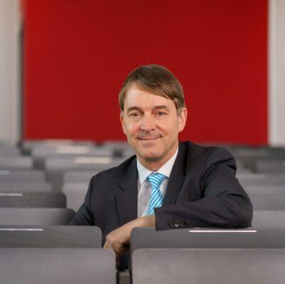 Prof. Dr. Jürgen Kretschmann – Präsident mit Unternehmergeist